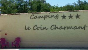 Camping 3 étoiles Le Coin Charmant – Chauzon (07)
