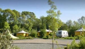 Camping 3 étoiles Camping L'Île du Chateau – Les Ponts-de-Cé (49)