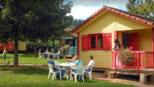 Camping 3 étoiles Municipal Les Feuilles – Chauffailles (71)