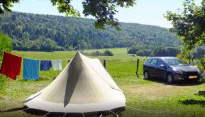 Camping 3 étoiles Sous Doriat – Monnet-la-ville (39)