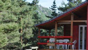 Camping 3 étoiles Chalets les pépites – Barjac (48)